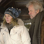Julie Christie as Fiona and Gordon Pinsent as Grant in Away From Her