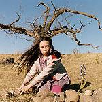Jodelle Ferland as Jeliza-Rose in Tideland
